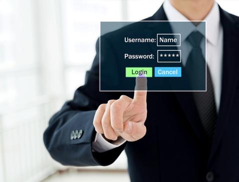 Compliance und schwache Passwörter